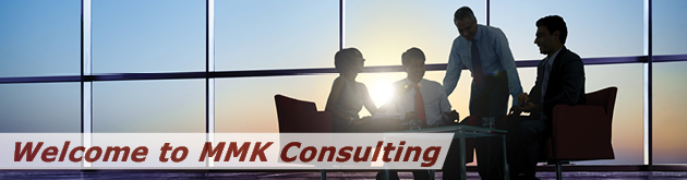 Welcome to MMK consulting